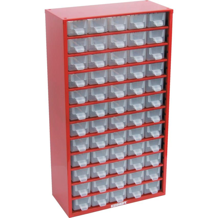 Buy Kennedy - Kennedy.60-DRAWER SMALL PARTS STORAGE CABINET